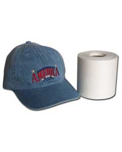 HVCAP Heavy Weight Cap Backing