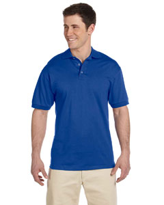 J100 Adult 6.1 oz. Heavyweight Cotton™ Jersey Polo