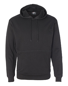 JA8613 Adult Cosmic Poly Fleece Pullover Hood