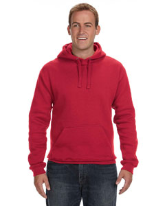 JA8824 Adult Premium Fleece Pullover Hood