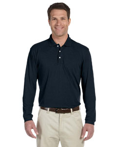M265L 5.6 oz. Easy Blend™ Long-Sleeve Polo