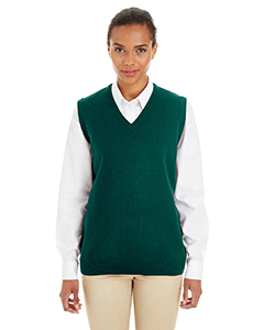 M415W Ladies' Pilbloc™ V-Neck Sweater Vest