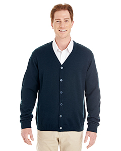 M425 Men's Pilbloc™ V-Neck Button Cardigan Sweater