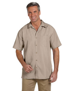 M560 Men's Barbados Textured Camp Shirt
