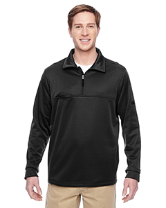 M730 Adult Task Performance Fleece Quarter-Zip Jacket
