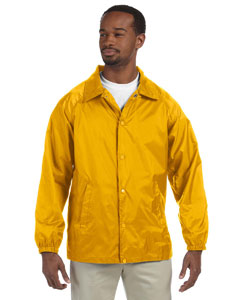 M775 Adult Nylon Staff Jacket