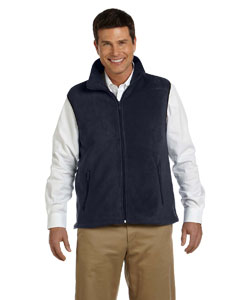 M985 Adult 8 oz. Fleece Vest