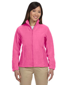 M990W Ladies' 8 oz. Full-Zip Fleece