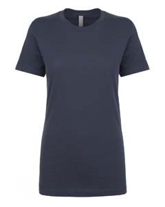 Wholesale Next Level N1510 Ladies' Ideal T-Shirt - INDIGO