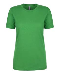 Wholesale Next Level N1510 Ladies' Ideal T-Shirt - KELLY GREEN