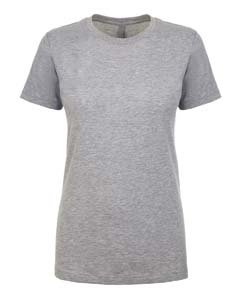 Wholesale Next Level N1510 Ladies' Ideal T-Shirt - HEATHER GRAY