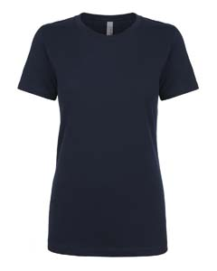 Wholesale Next Level N1510 Ladies' Ideal T-Shirt - MIDNIGHT NAVY