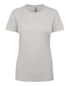 Wholesale Next Level N1510 Ladies' Ideal T-Shirt - SILVER