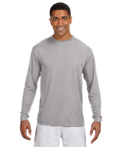N3165 Men's Long-Sleeve Cooling Performance Crew