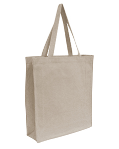 OAD100 Promo Canvas Shopper Tote