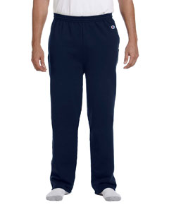 P800 9 oz. Double Dry Eco® Open-Bottom Fleece Pant with Pockets