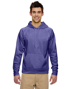 PF96MR Adult 6 oz. DRI-POWER® SPORT Hooded Sweatshirt