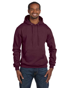 Wholesale Champion S700 9 oz. Double Dry Eco® Pullover Hood - MAROON
