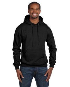 Wholesale Champion S700 9 oz. Double Dry Eco® Pullover Hood - BLACK