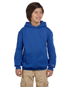 S790 Youth 9 oz. Double Dry Eco® Pullover Hood