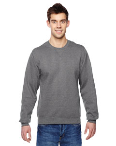 SF72R Adult 7.2 oz. Sofspun® Crewneck Sweatshirt