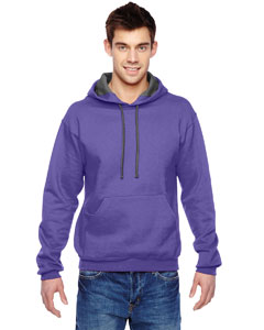 SF76R Adult 7.2 oz. Sofspun® Hooded Sweatshirt