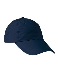 SH101 6-Panel UV Low-Profile Cap with Elongated Bill