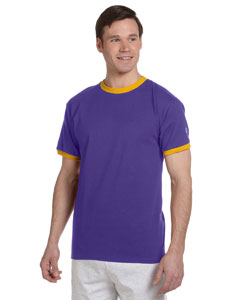 T1396 5.2 oz. Ringer T-Shirt
