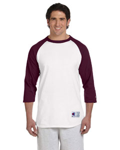 T1397 5.2 oz. Champion® Raglan T-Shirt