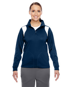TT32W Ladies' Elite Performance Quarter-Zip