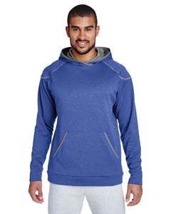 TT36 Adult Excel Mélange Performance Fleece Hoodie