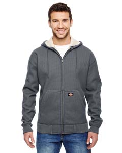 TW357 Men's 450 Gram Sherpa-Lined Fleece Hooded Jacket