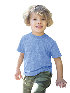 US2500K Toddler Tri-Blend Crewneck T-Shirt