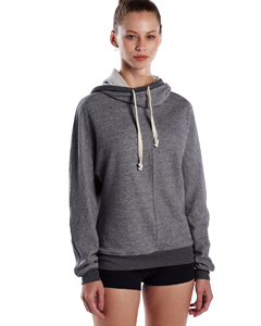 US897 Unisex French Terry Snorkel Pullover Sweatshirt
