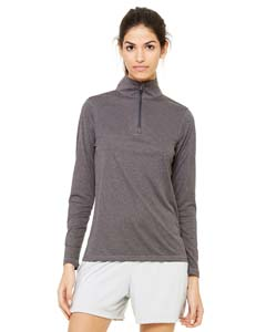 W3006 Ladies' Quarter-Zip Lightweight Pullover