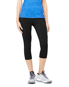 W5009 Ladies' Capri Legging