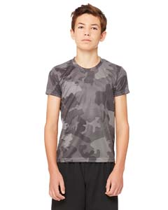 Y1009 Youth Performance Short-Sleeve T-Shirt