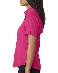2cb6ec0b075 Blank Columbia 7277 Ladies' Tamiami™ II Short-Sleeve Shirt