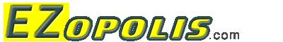 EZopolis.com Blank Apparel Logo Image
